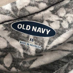 Old Navy Tops - Old Navy Ruffled Linen-Blend One-Shoulder New